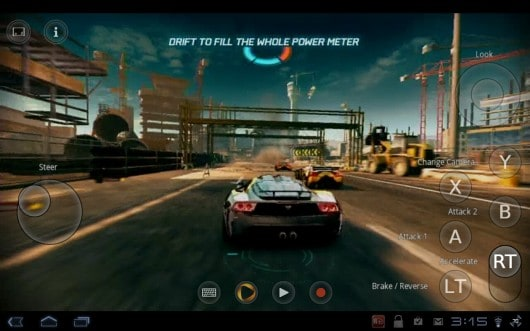 top car racing games for android