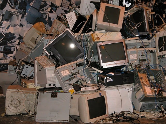 What Should I Do With Unwanted Electronics