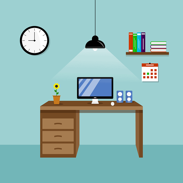 How To Create a Home Office on a Budget